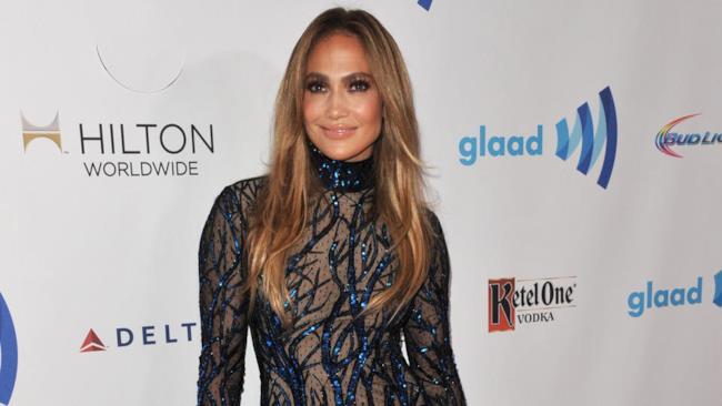Jennifer Lopez GLAAD Awards 2014