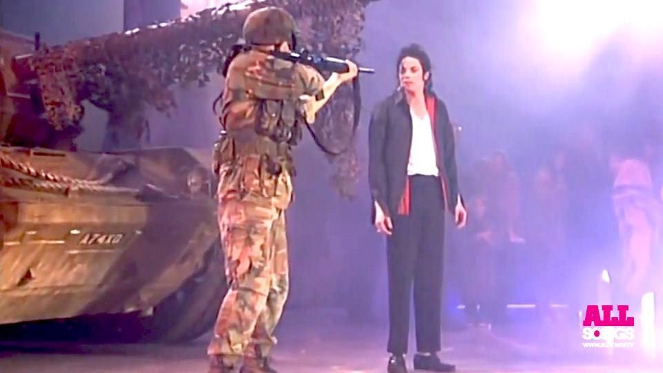 Michael Jackson - Earth Song - video