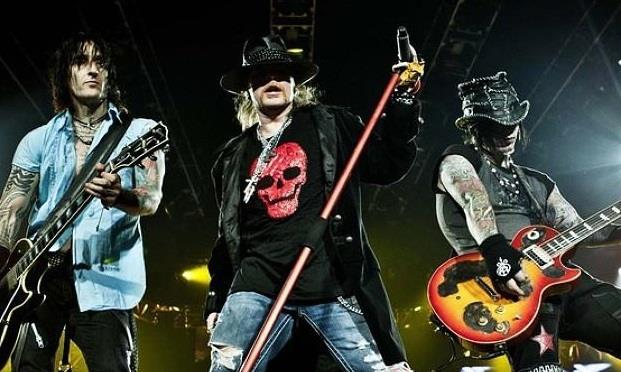 I Guns N' Roses