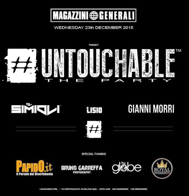 Magazzini generali Untouchable