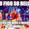 So figo so bello  Sto a the voice e faccio er fotomodello