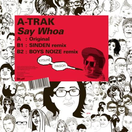 Kitsuné: Say Whoa - EP
