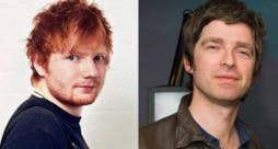 Ed Sheeran e Noel Gallagher