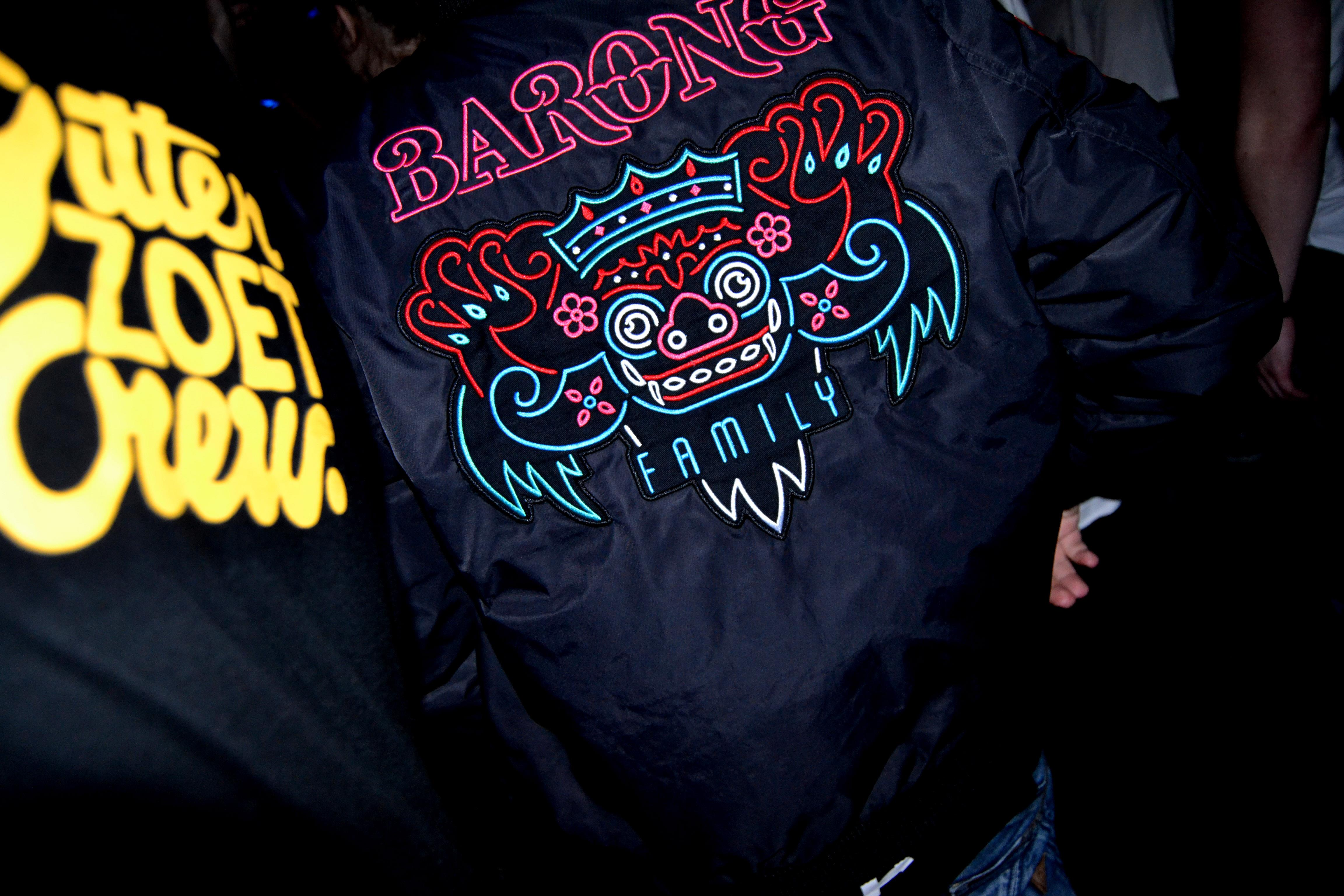 Barong Family ADE 2016