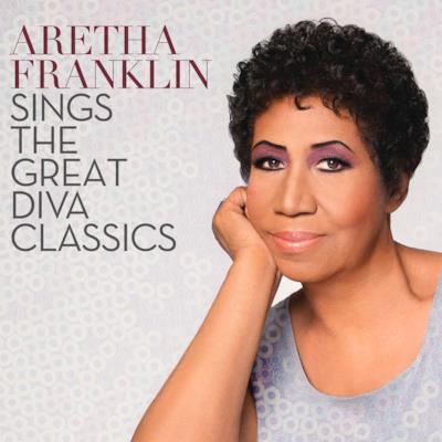La copertina dell'album Aretha Franklin Sings the Greatest Diva Classics