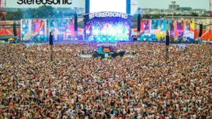 Folla allo Stereosonic 2014, il festival EDM australiano