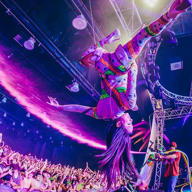 Life in Color, il party più colorato al mondo