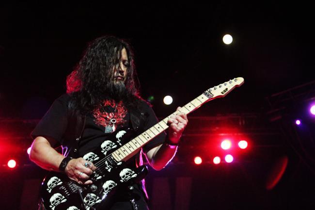 Michael Wilton, chitarrista dei Queensrÿche