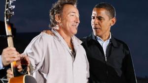 Bruce Springsteen vota Obama e lo sostiene con una lettera