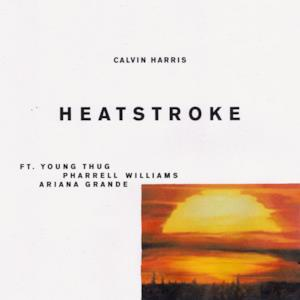 Heatstroke (feat. Young Thug, Pharrell Williams & Ariana Grande) - Single