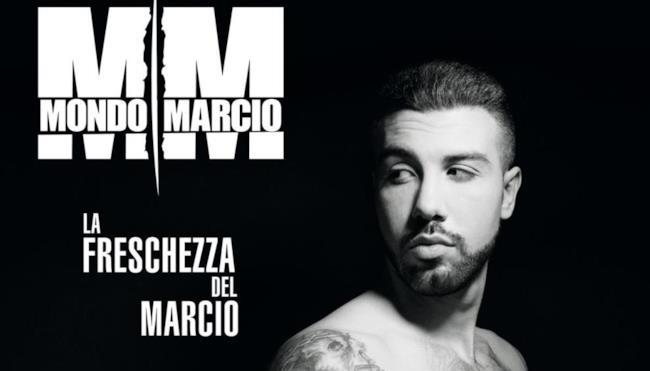 Il rapper milanese Mondo Marcio