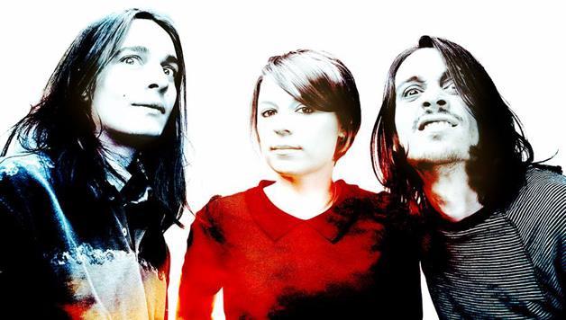 I tre componenti dei Verdena