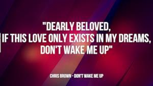Chris Brown: le migliori frasi dei testi delle canzoni