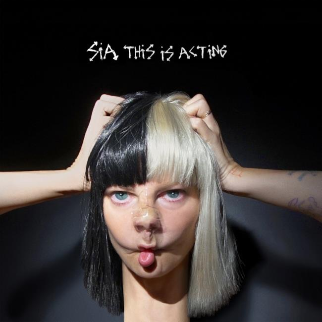 Album this is acting sia cover