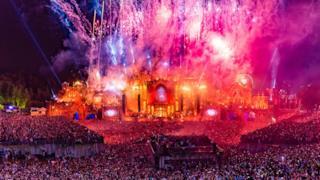 L'edizione 2015 del Tomorrowland