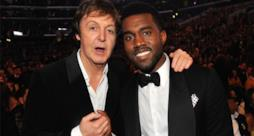 Paul McCartney e Kanye West