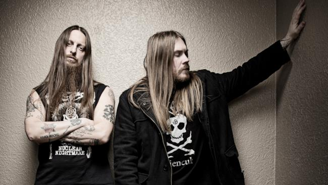 I Darkthrone, band black metal norvegese
