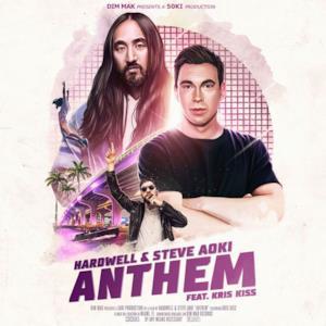 Anthem (feat. Kris Kiss) - Single