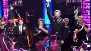 Un'immagine del docu-film sui Duran Duran