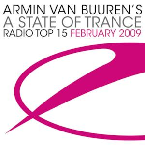 Armin Van Buuren's a State of Trance - Radio Top 15 - February 2009