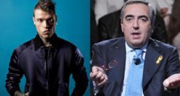 Accostamento tra Fedez e Maurizio Gasparri
