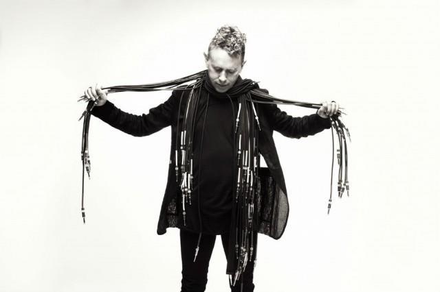 Il musicista Martin Gore