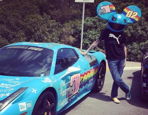 La Bac Mono è la nuova supercar da corsa acquistata da Deadmau5