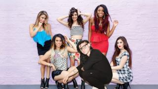 Skrillex insieme alle Fifth Harmony