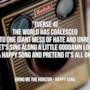 Bring Me The Horizon: le migliori frasi dei testi delle canzoni