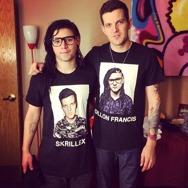 Dillon Francis collaborerà con il collega e amico Skrillex
