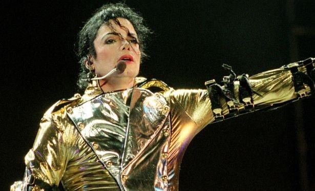 Il Re del Pop Michael Jackson