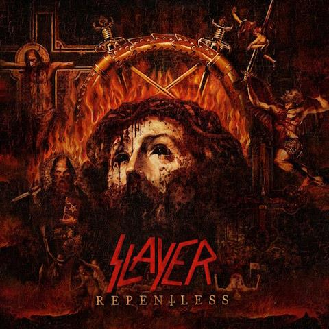 Cover disco Slayer, Repentless