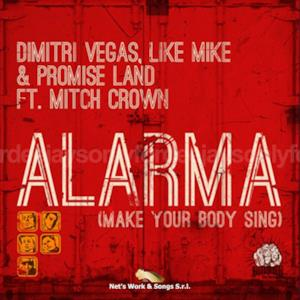 Alarma (feat. Mitch Crown) - Single