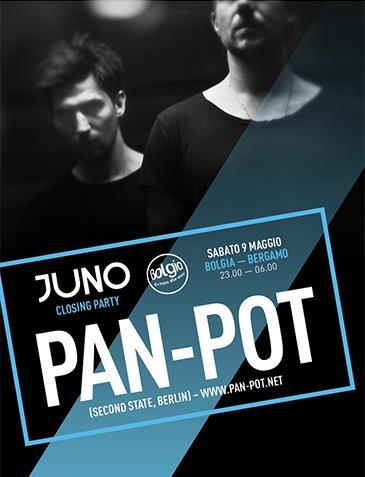 Pant-Pot al closing Party del Bolgia
