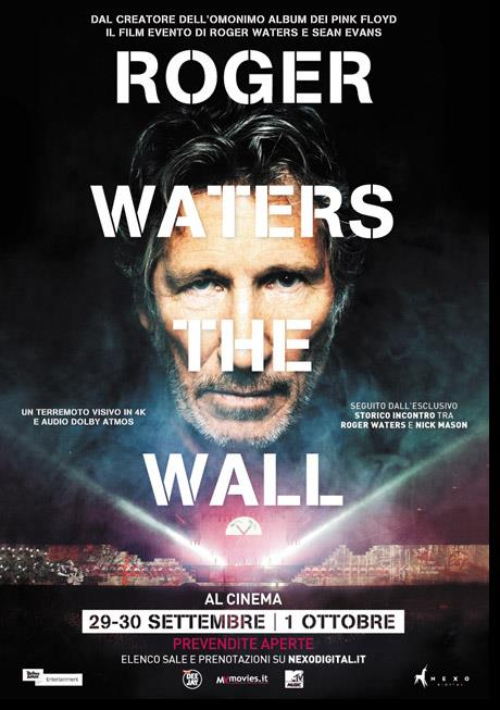 Il film Roger Waters - The Wall