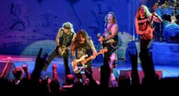 Gli Iron Maiden tra i papabili al GOM