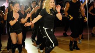 Madonna inaugura la prima delle sue palestre, nuovo album nel 2011