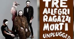 Tre Allegri Ragazzi Morti, ad aprile 2015 via al tour unplugged