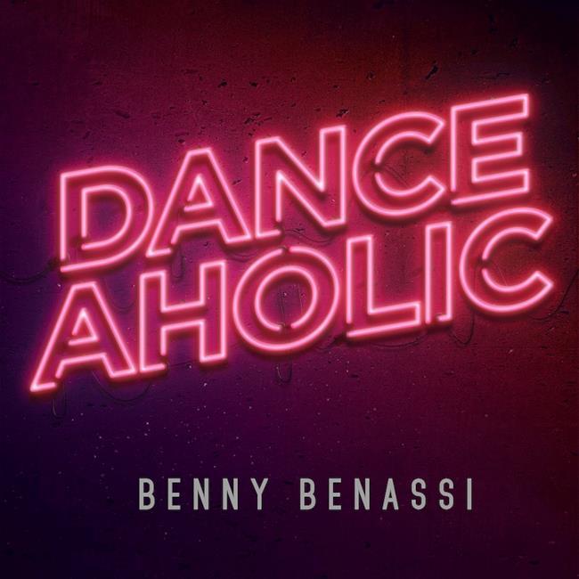 Benny Benassi cover album Danceaholic