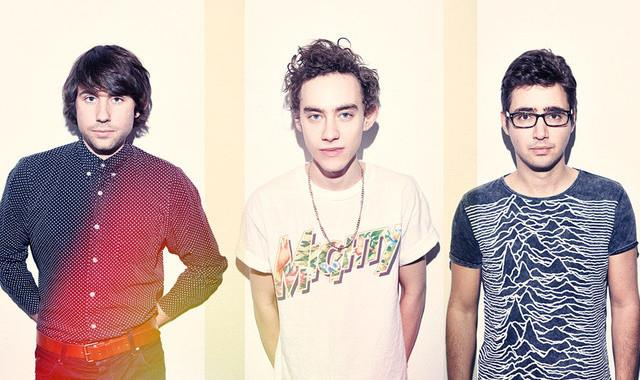 I 3 membri del gruppo inglese Years & Years