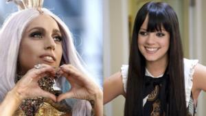 Lady Gaga e Lily Allen