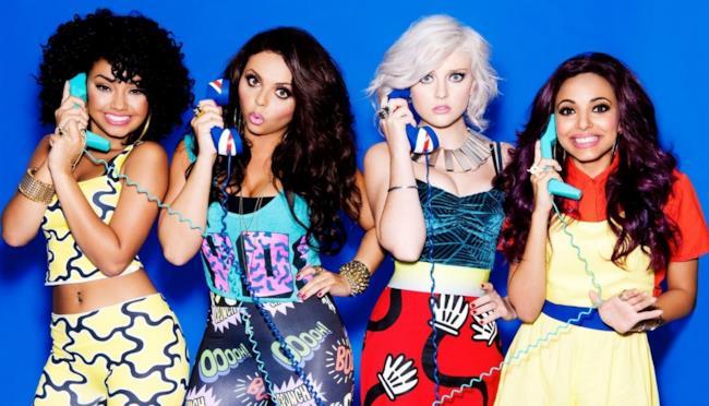 Le 4 componenti delle Little Mix