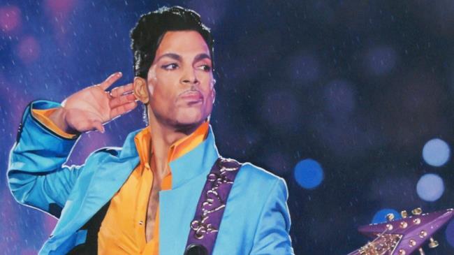 La popstar, Prince