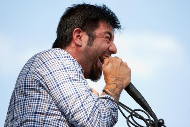 Chino Moreno, cantante dei Deftones