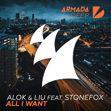 All I Want (feat. Stonefox) - Single