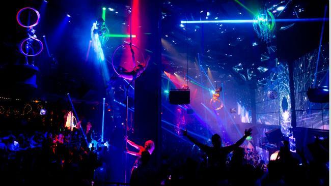 Las Vegas domina la classifica dei migliori Nightclub del mondo, XS in prima posizione
