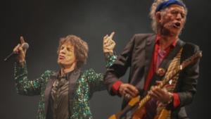 Mick Jagger e Keith Richards