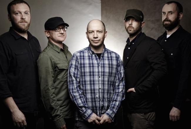 La band post-rock scozzese Mogwai