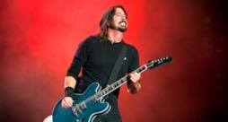 Dave Grohl, frontman dei Foo Fighters
