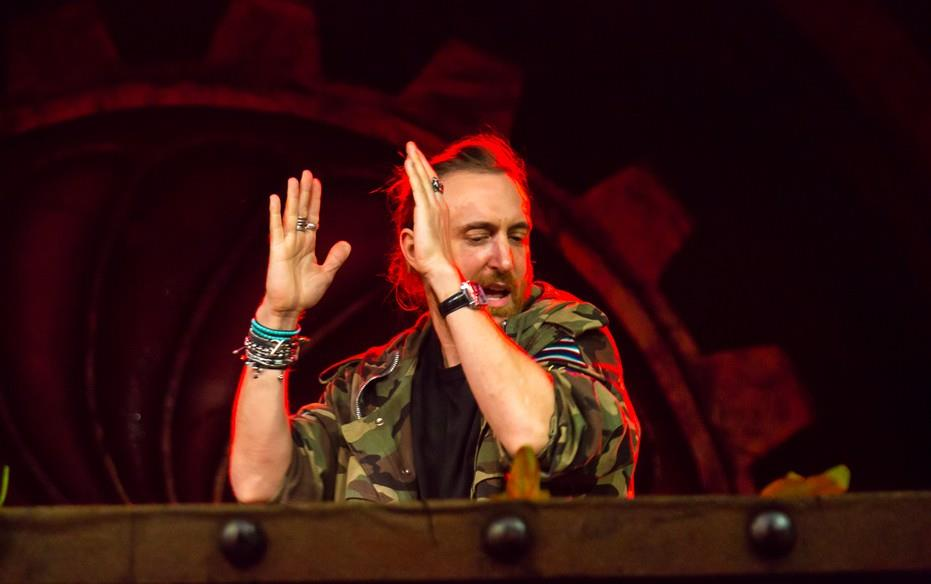David Guetta @ Mainstage, Tomorrowland Brasil 2016